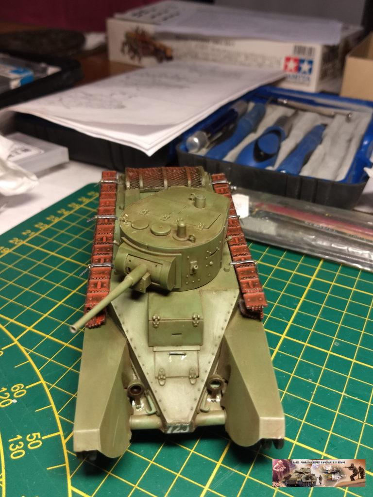 BT-5 -Italeri 1/35 BT-5-e018