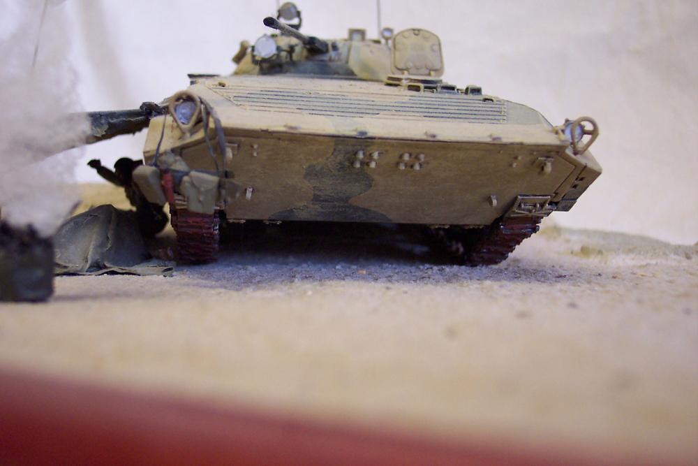 Bradley-BMP -  Tamiya Italeri 1/35 Golfe199103