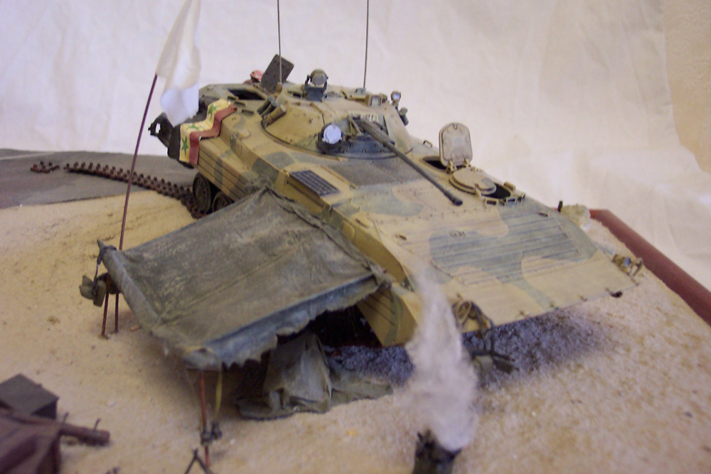 Bradley-BMP -  Tamiya Italeri 1/35 Golfe199104