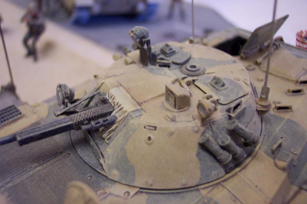 Bradley-BMP -  Tamiya Italeri 1/35 Golfe199135