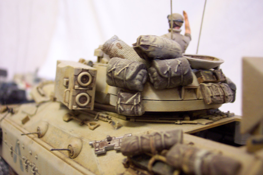 Bradley-BMP -  Tamiya Italeri 1/35 Golfe199140