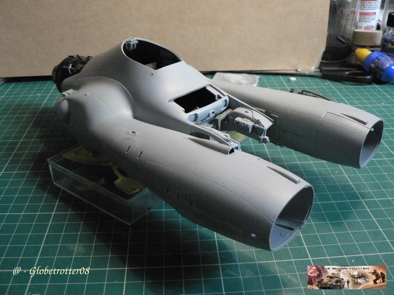 Le Falke du Globetrotter - hasegawa 1/35 Falke-1-35---e001