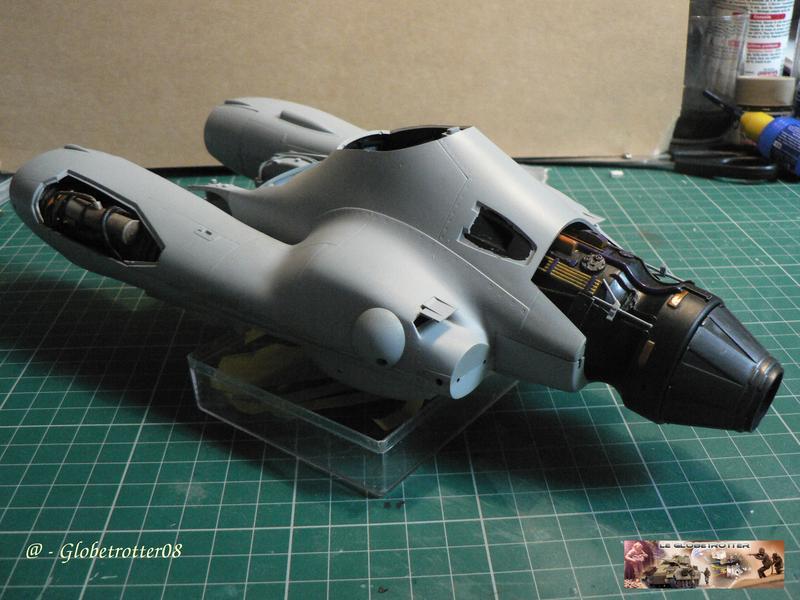Le Falke du Globetrotter - hasegawa 1/35 Falke-1-35---e005