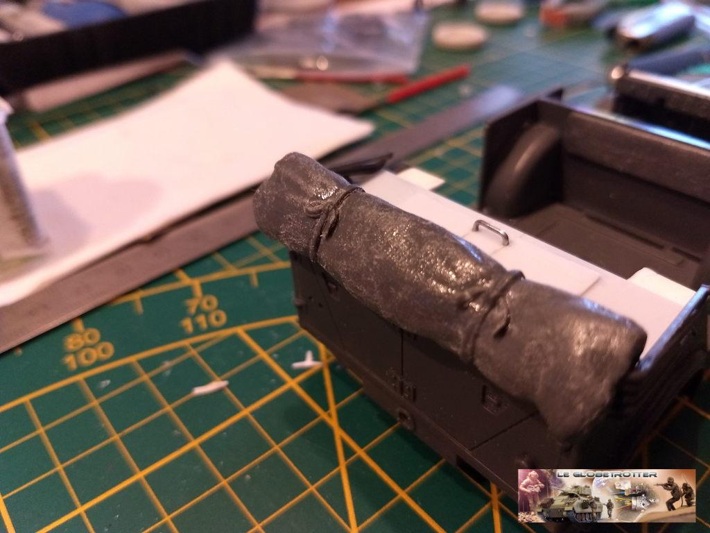 Horch 1A + flak 38 - Tamiya + scratch + impression résine - 1/35 Horch--a013