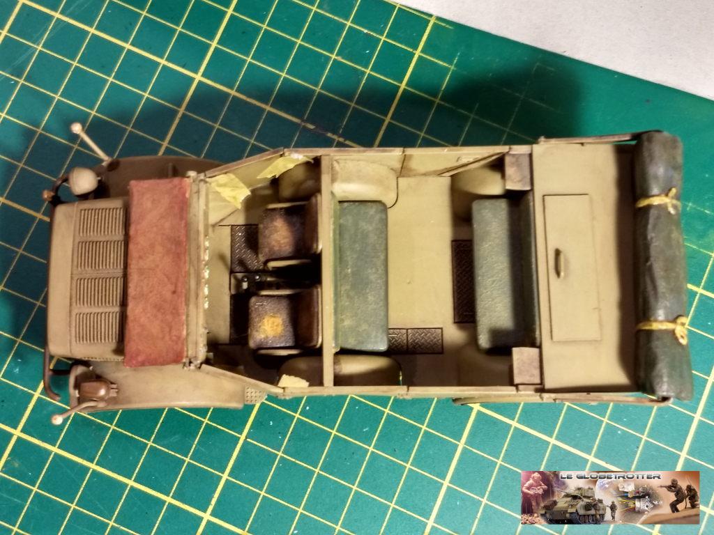 Horch 1A + flak 38 - Tamiya + scratch + impression résine - 1/35 Horch--c001