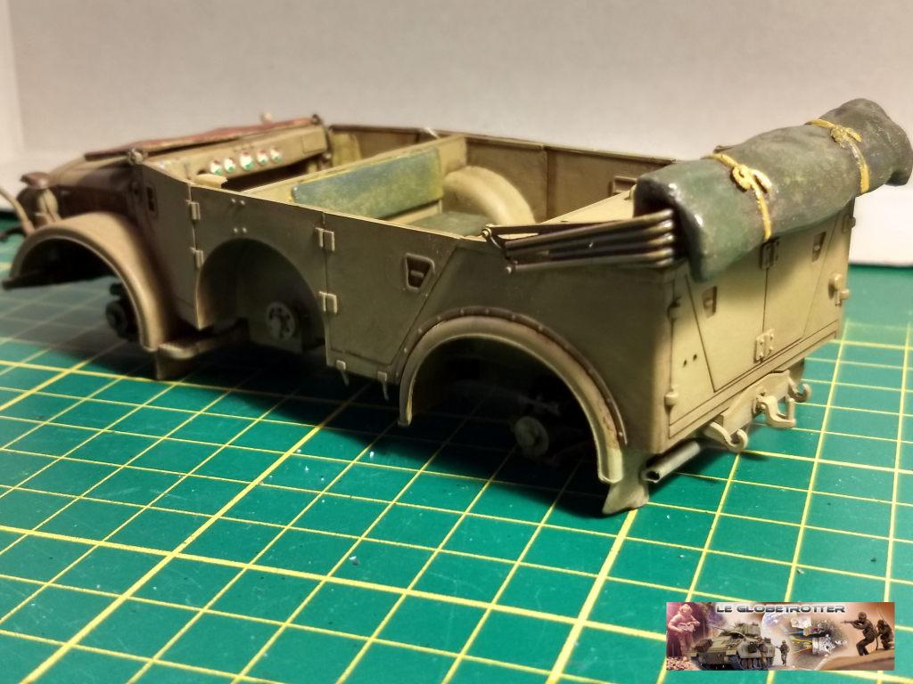 Horch 1A + flak 38 - Tamiya + scratch + impression résine - 1/35 Horch--c004