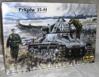Hotchkiss H35 - Heller 1/35 Hothchkiss-h-35