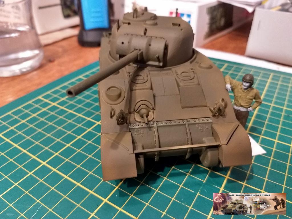 """Sherman M4 - avec tourelle de 76 mm - Tamiya 1/35 """"utopie"""" Sherman-M4-A1--a001"""