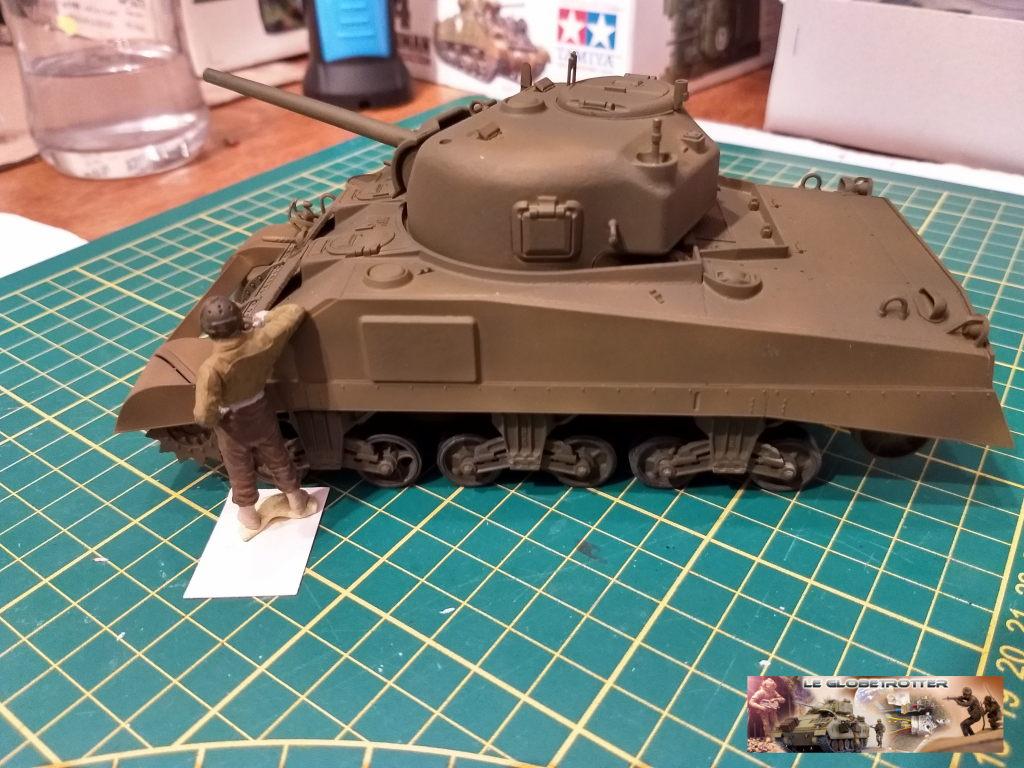 """Sherman M4 - avec tourelle de 76 mm - Tamiya 1/35 """"utopie"""" Sherman-M4-A1--a003"""