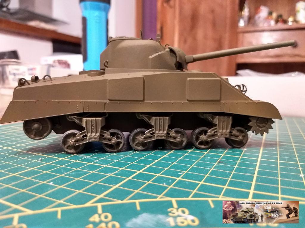 """Sherman M4 - avec tourelle de 76 mm - Tamiya 1/35 """"utopie"""" Sherman-M4-A1--a007"""