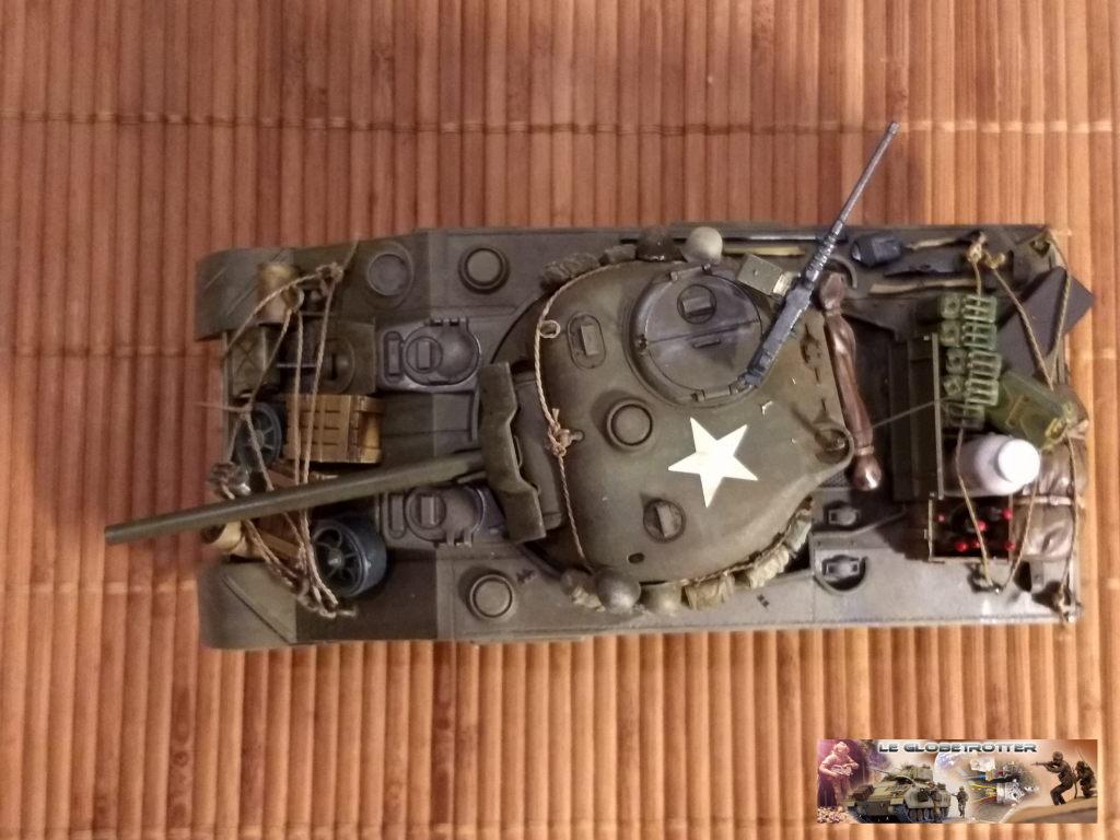 """Sherman M4 - avec tourelle de 76 mm - Tamiya 1/35 """"utopie"""" - Page 2 Sherman-M4-A1--g007"""