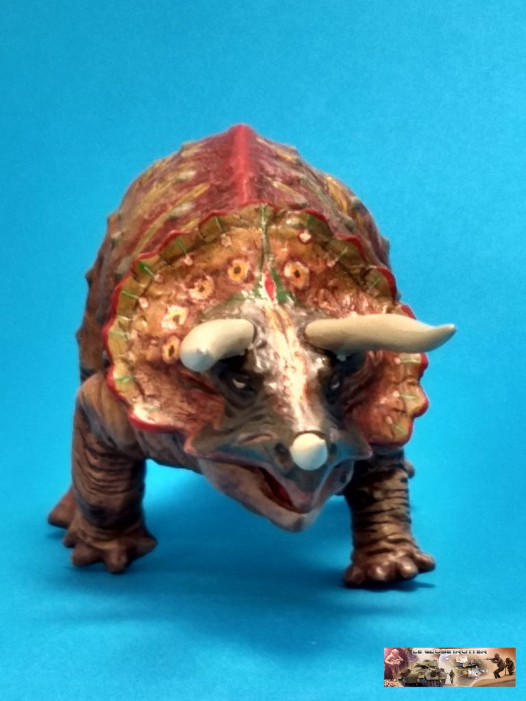 Tricératops - 1/35 Tamiya Triceratops-b003