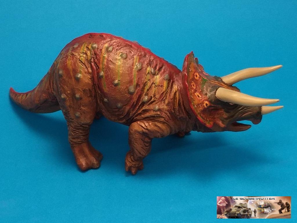 Tricératops - 1/35 Tamiya Triceratops-b006