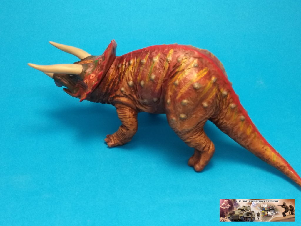 Tricératops - 1/35 Tamiya Triceratops-b011