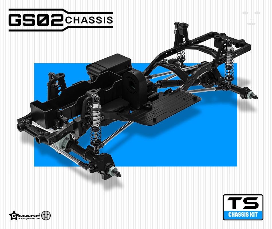 petit récap perso de carro ABS et chassis scale 1-1