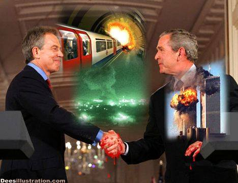 The Tony Blair scandal – will he ever pay the price? Blood-on-hands
