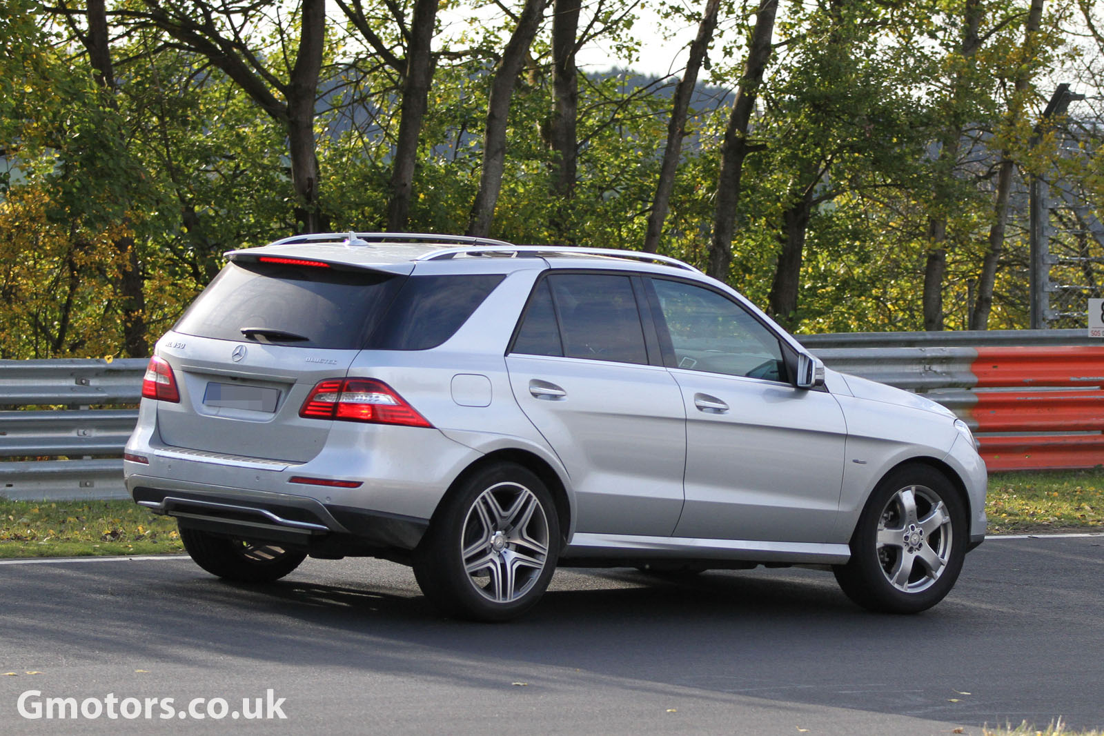 2015 - [Mercedes] GLE Coupé [C292] - Page 2 Mercedes-Benz-MLC-Chassis-Testing-Mule
