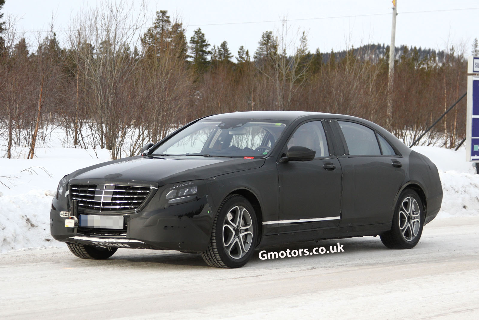2013 - [Mercedes] Classe S [W222] - Page 21 2015-Mercedes-S600-Pullmann-2