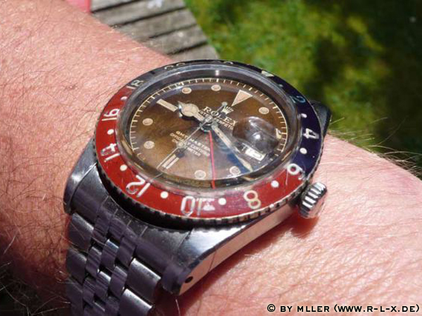 History of the Rolex GMT Master 6542mller1