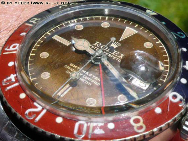History of the Rolex GMT Master 6542mller2