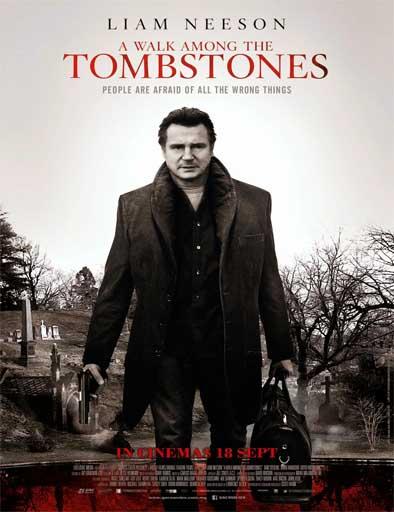 A Walk Among the Tombstones (Caminando entre las tumbas) (2014) A_Walk_Among_the_Tombstones_poster_usa