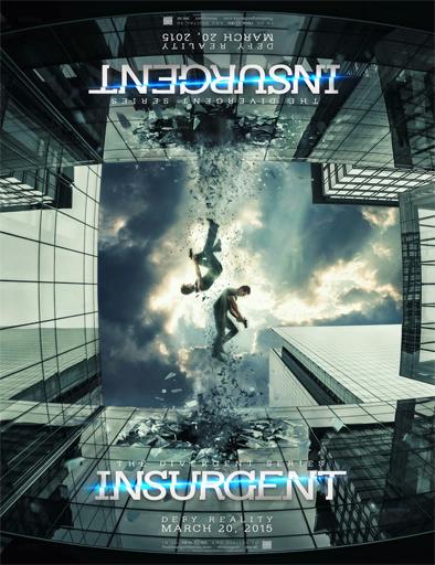 Insurgent (Insurgente) (2015) Insurgent_poster_usa
