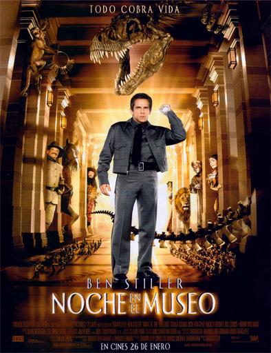 Grand Fiesta Grand, Excusa X años de Vida de Mc Fail Night_at_the_Museum_poster_usa