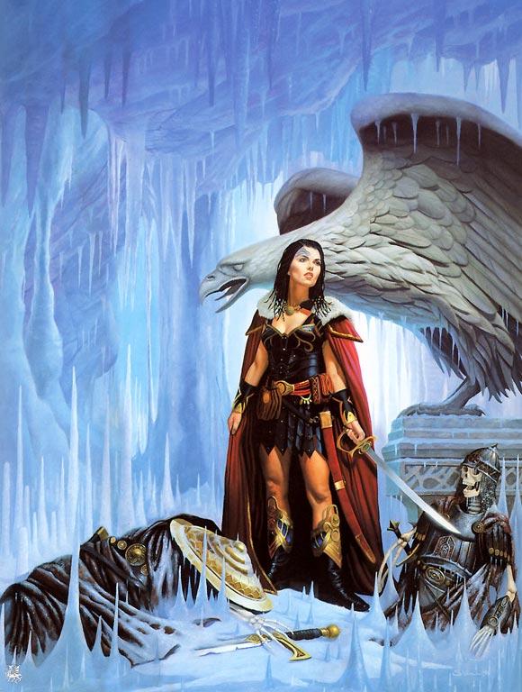 Энциклопедия мифологии Amazons04