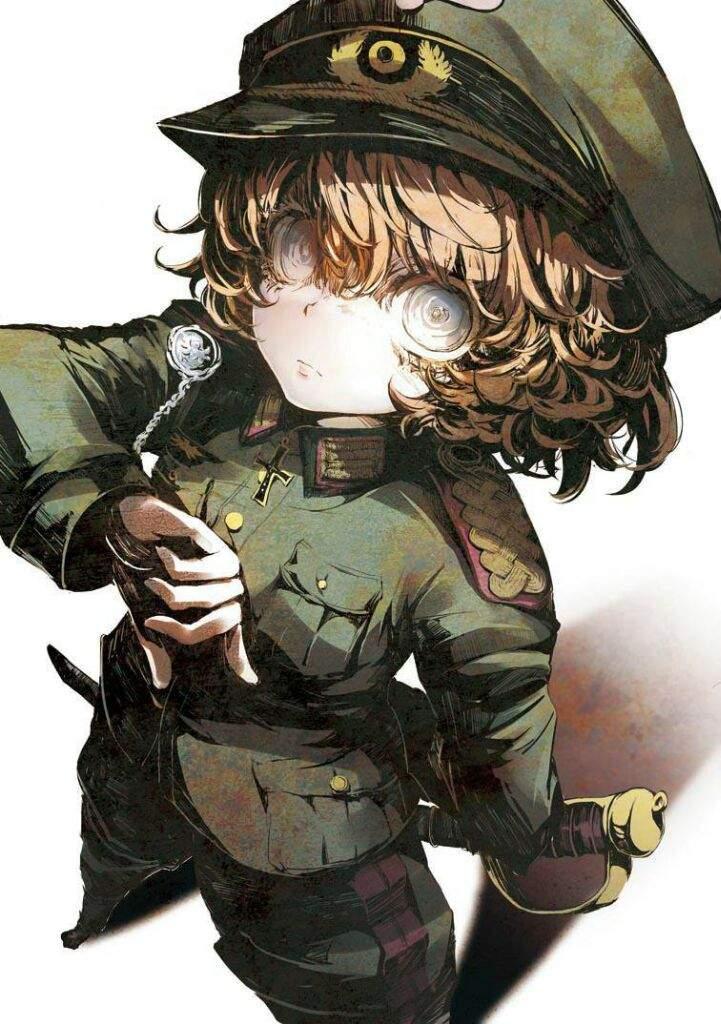 Illumina's social links and qualities Youjo-senki-anime5