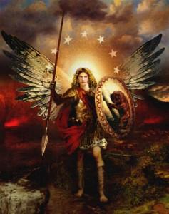 Архангел Михаил об управлении постепенным Переходом Archangel-michael-237x300