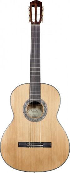 Tư vấn chọn chọn địa điểm bán cho mình cây guitar classic tốt hiệu quả 550_Fender_CN_140S_1