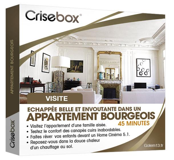 Crisebox : les coffrets cadeaux de la crise Crisebox-appartement-bourgeois-golem13-2