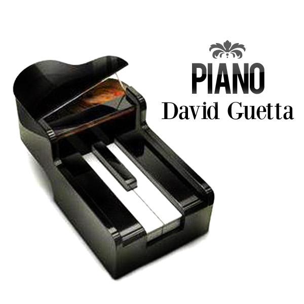 Musique pour les sens Piano-David-Guetta