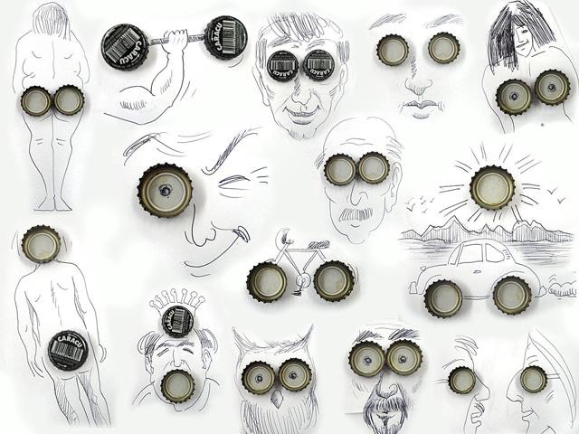 Donner une vie à des objets du quotidien  Victor-Nunes-Faces12