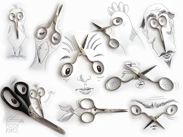 Donner une vie à des objets du quotidien  Victor-Nunes-Faces5