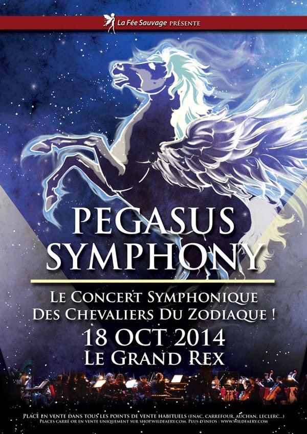 Concert symphonique Saint Seiya - Automne 2014 PegasusSymphony