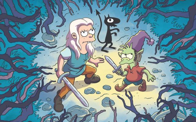 « Désenchantée », la nouvelle série du créateur des Simpson dévoile son teaser ! By GOLEM13                             Disenchantment