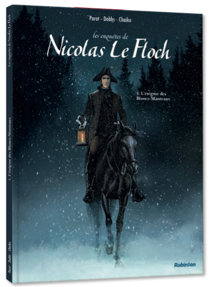 Nicolas Le Floch adapté en bande dessinée ! By Golem 13 NICOLAS_LE_FLOCH-BD