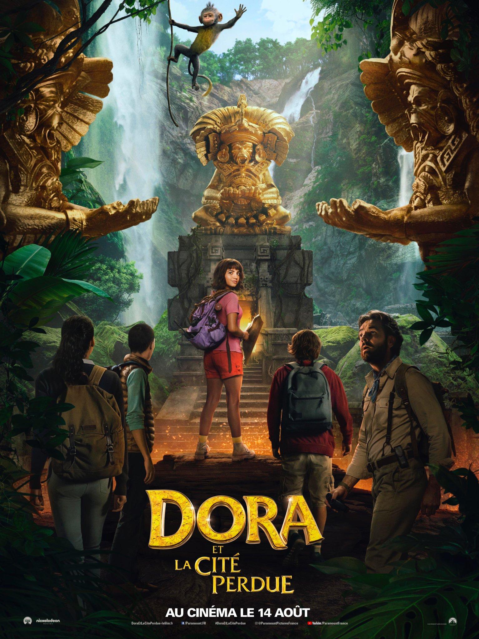 Cinéma : les sorties à ne pas louper en 2019 ! Dora-et-la-cite-de-lor-perdu2