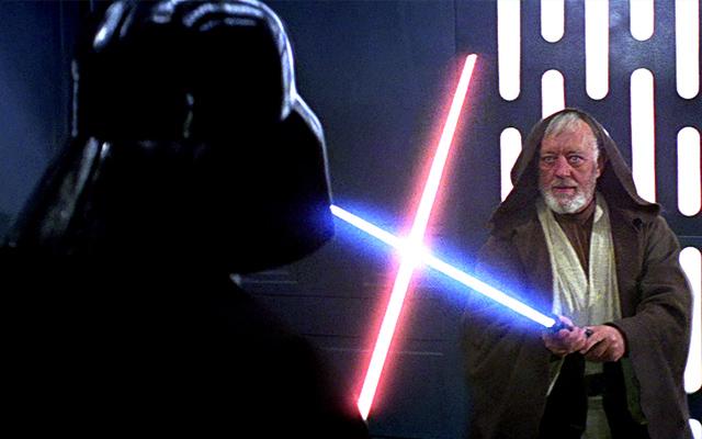 Star Wars IV: il revisite le duel entre Obi-Wan et Dark Vador ! (vidéo) By Golem13 Vader-ObiWan-duelScene-2019version