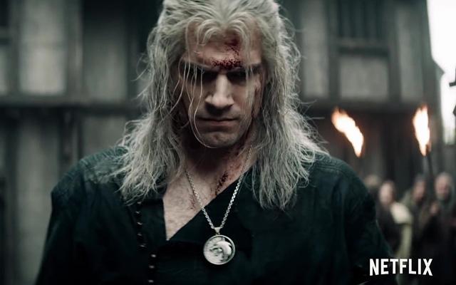 Premier trailer pour la série The Witcher ! By GOLEM13 TheWitcher-trailer