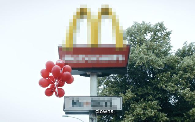 Burger King lance la campagne « Escape the Clown » pour s'enfuir de chez McDonald's ! By Félix.M Escapetheclown