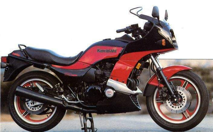 Kawasaki ZX/GPZ 750 Turbo 127918a2
