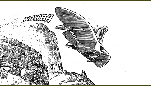 MEJORES COMICS de todos los tiempos Nausicaa_01
