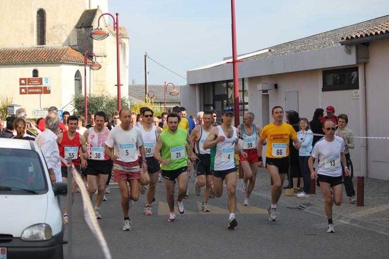 La course des coteaux de Mirabel (82) Billentete