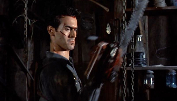 Top 31 Horror Movies  Evil-dead-2-2