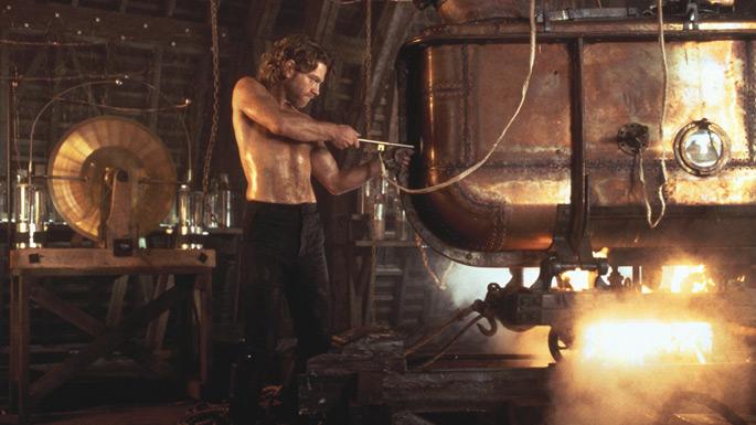 Frankenstein de Mary Shelley / Mary Shelley's Frankenstein - Kenneth Branagh (1994) Frankenstein6
