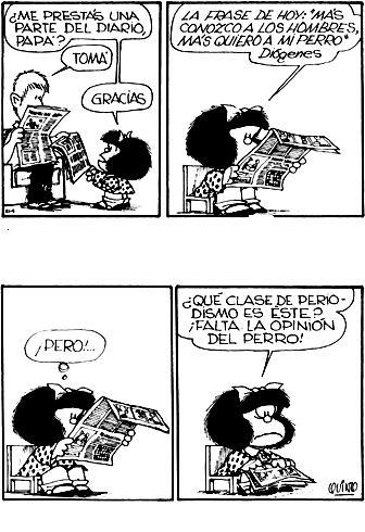como atarse una corbata Mafaldaperro