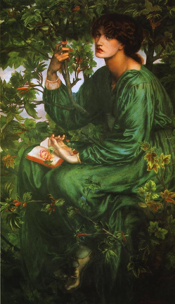 Dante Gabriel Rossetti 395