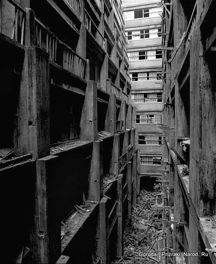 Города-призраки мира 001